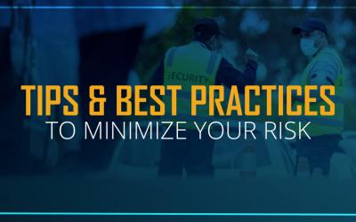 Minimize the Event Security Risks