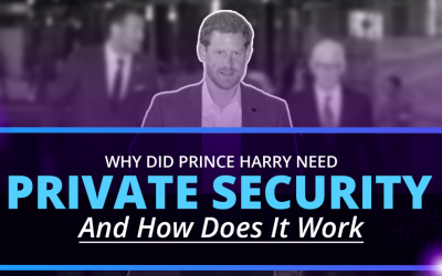 Why did Prince Harry Need Private Security And How Does It Work